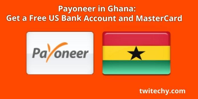 payoneer in Ghana