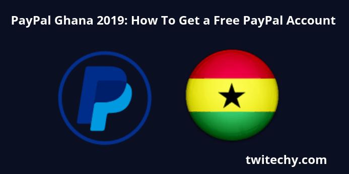 paypal Ghana 2019