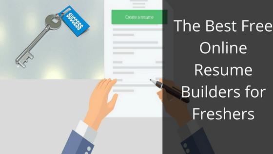 free online resume builder