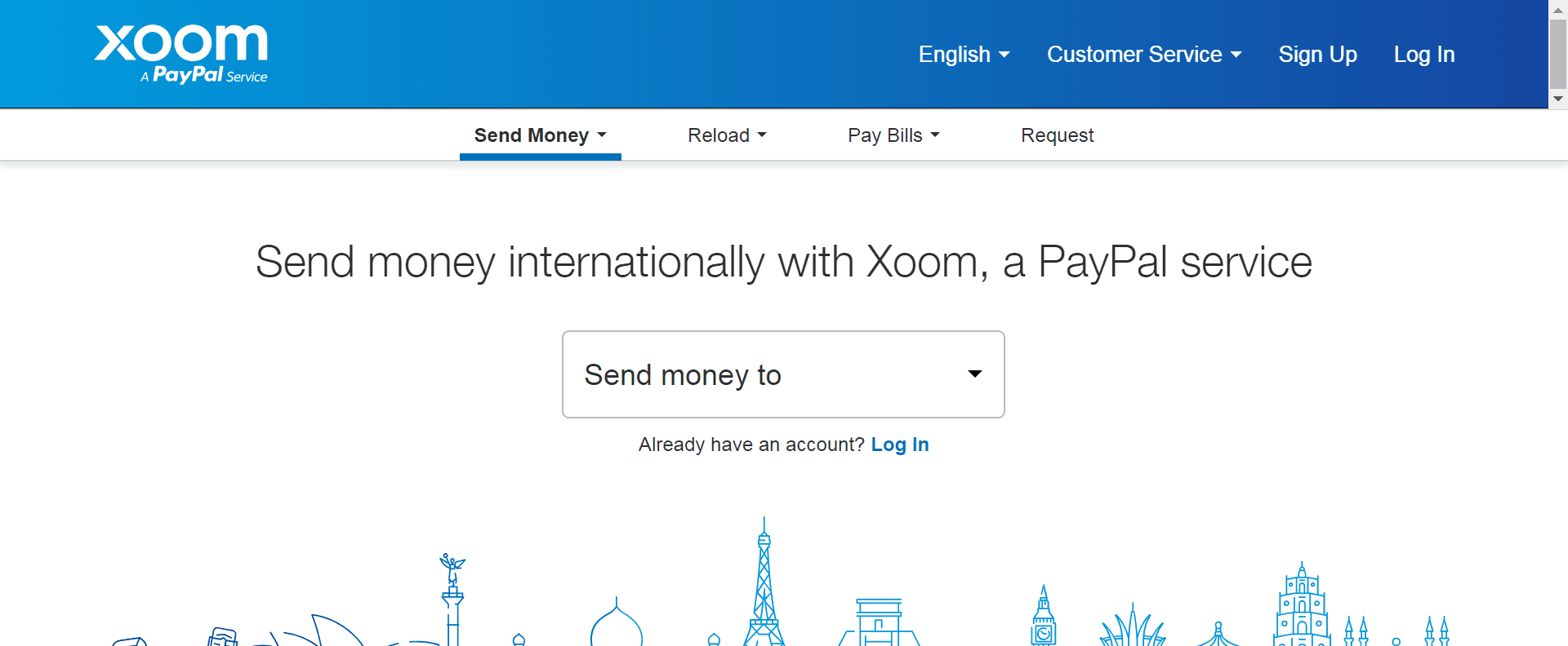 Xoom - PayPal Ghana alternative